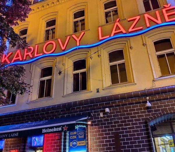Karlovy Lazne