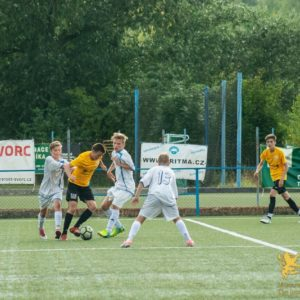 футбол в Праге